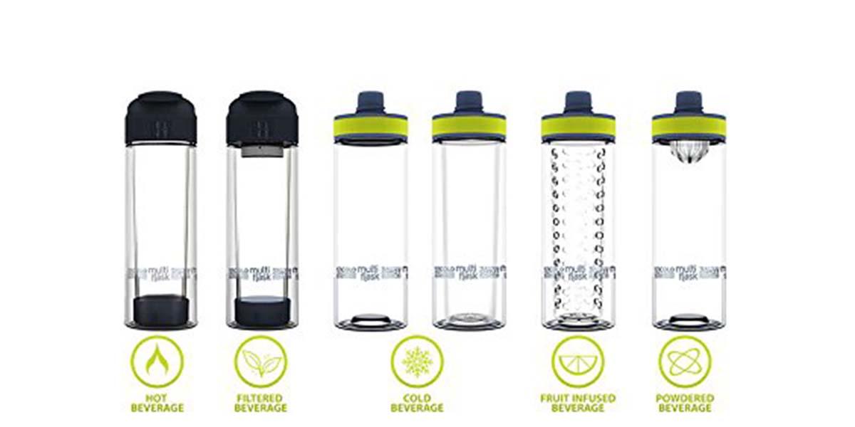 Multi Flask 6-in-1 \ Image: Multi Flask