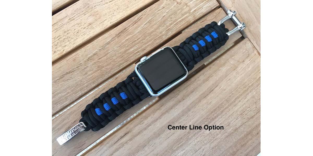 Survival Straps Apple Watch Band \ Image: Survival Straps