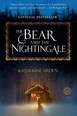 The Bear & The Nightingale, Image: Penguin Random House