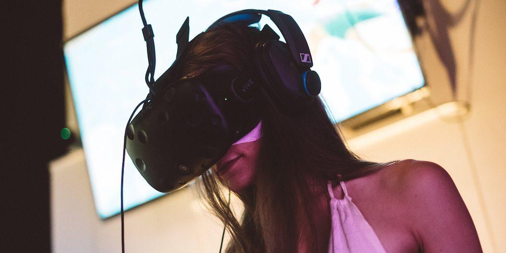 VR World Opening Night.