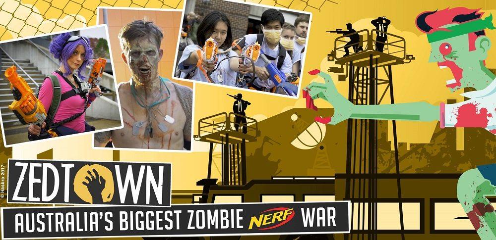 Zedtown VIP Nerf War