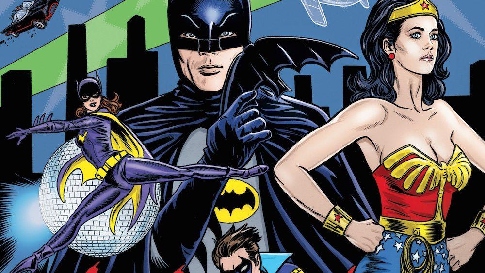 Wallpaper for Batman '66 and Wonder Woman '77