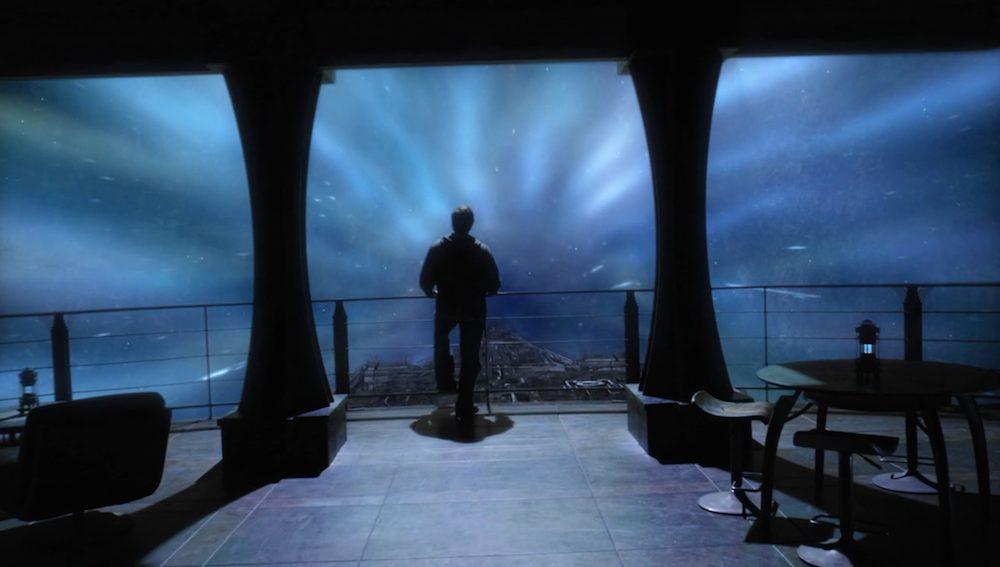 Stargate Universe last shot