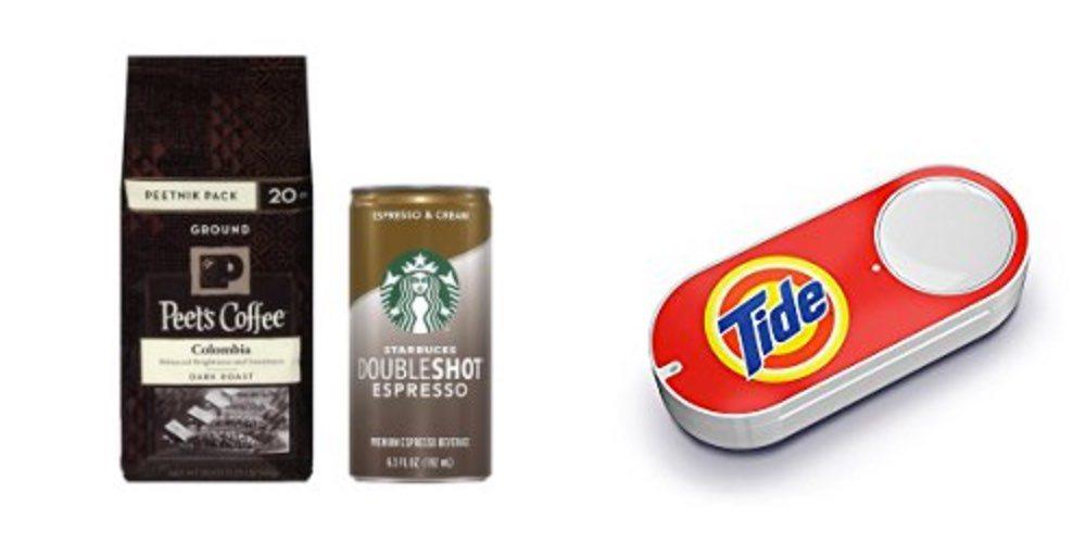 Geek Daily Deals 070817 coffee dash buttons