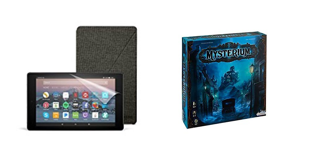 Geek Daily Deal Kindle Fire Mysterium Game