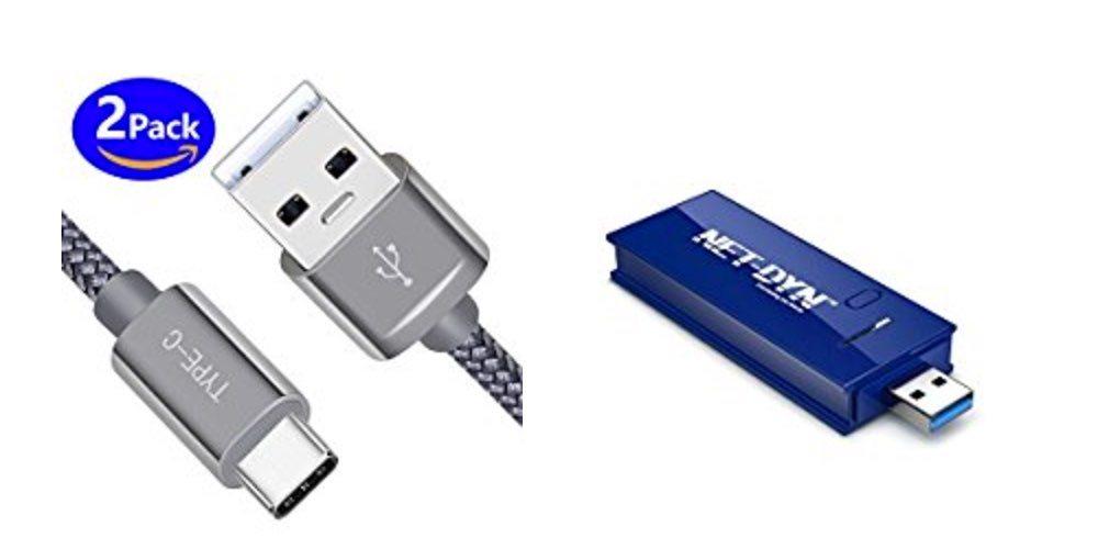 Geek Daily Deals 071717 USB Cables Adaptors