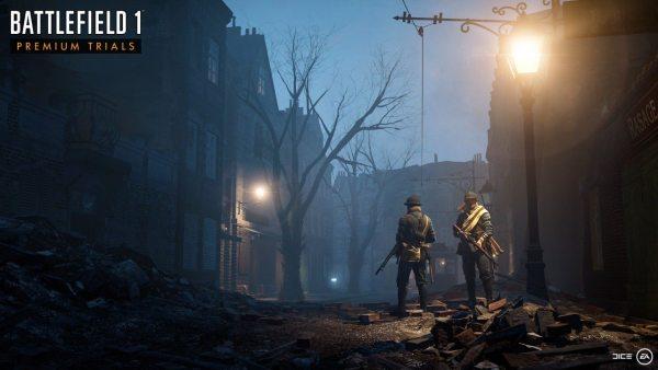 Battlefront 1 Premium Trials Screenshot,