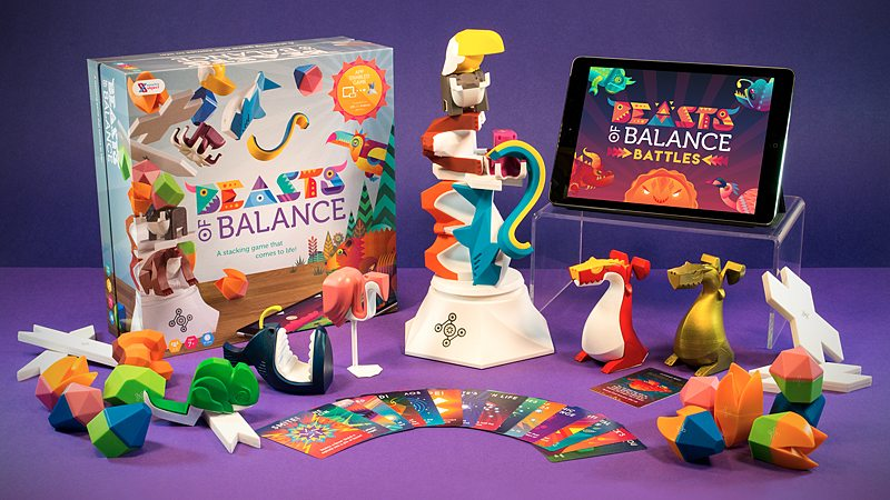 Beasts of Balance: Battles and More Beasts Expansions, Image: Sensible Object