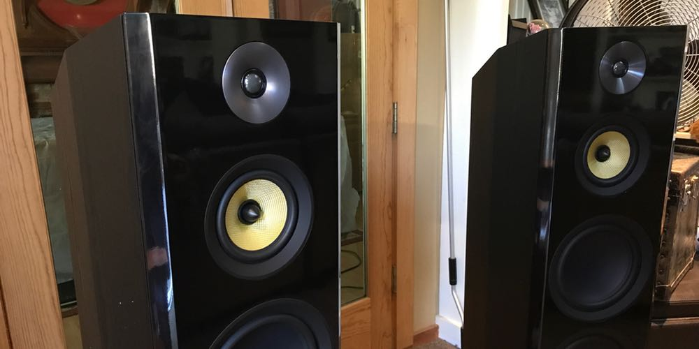 Fluance Signature Floorstanding Speakers