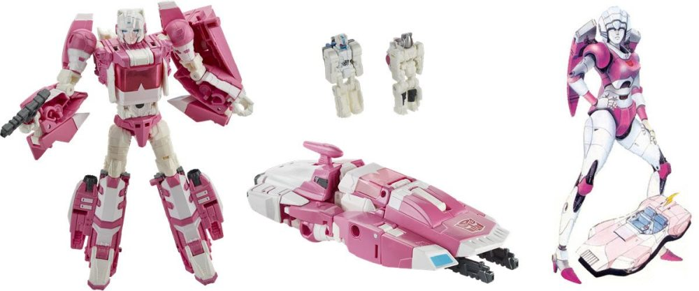 HASCON Exclusives Arcee