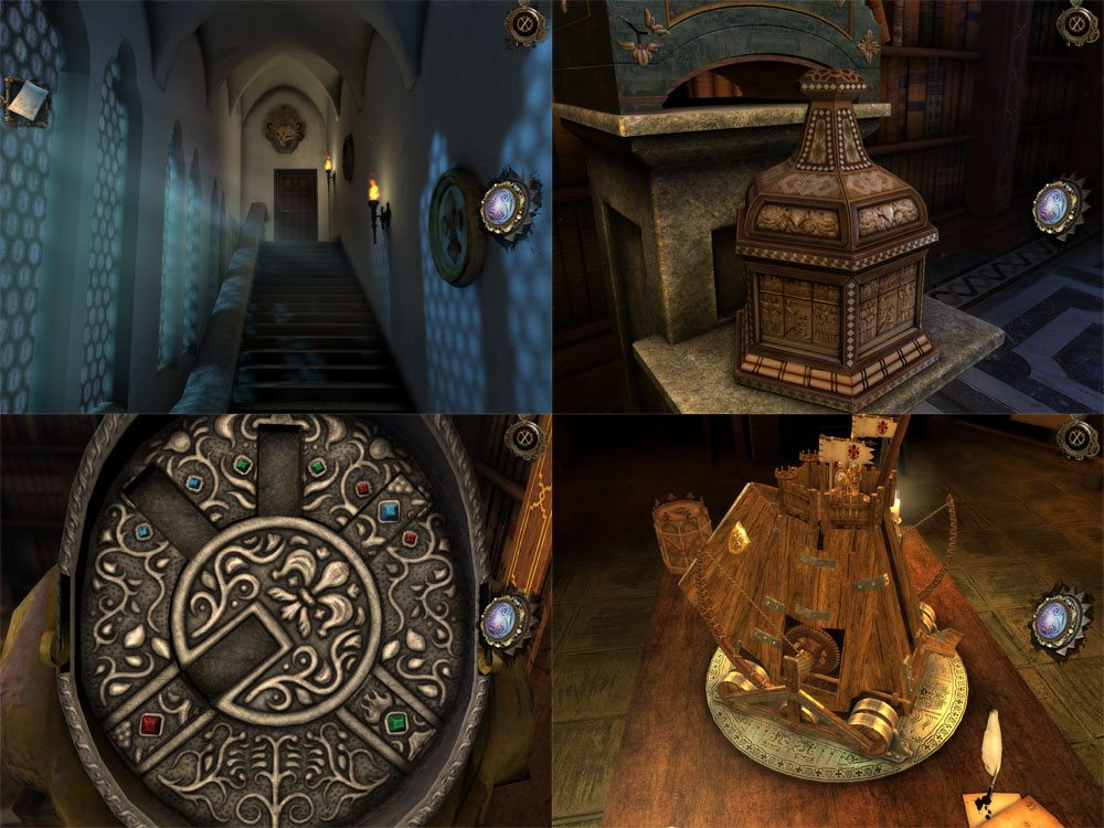 The House of Da Vinci screenshots