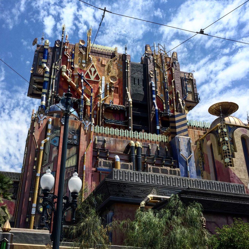 Guardians of the Galaxy Disneyland