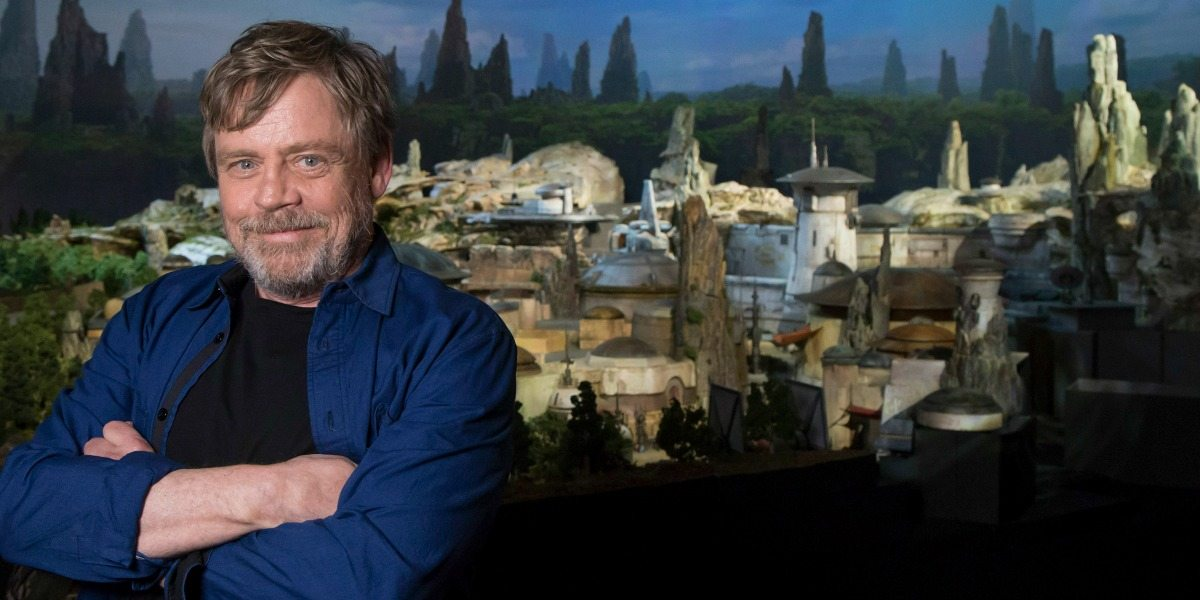 D23 Expo Mark Hamill