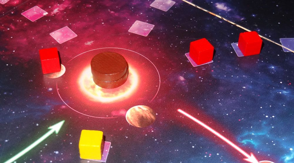 Master of the Galaxy two bases on a star system