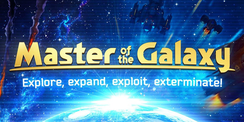 Master of the Galaxy banner