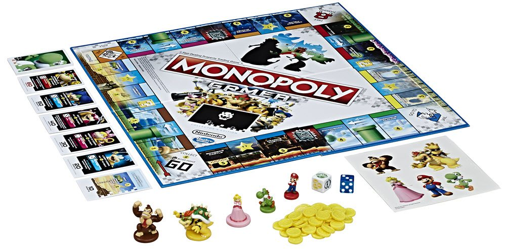 Monopoly Gamer Exclusive