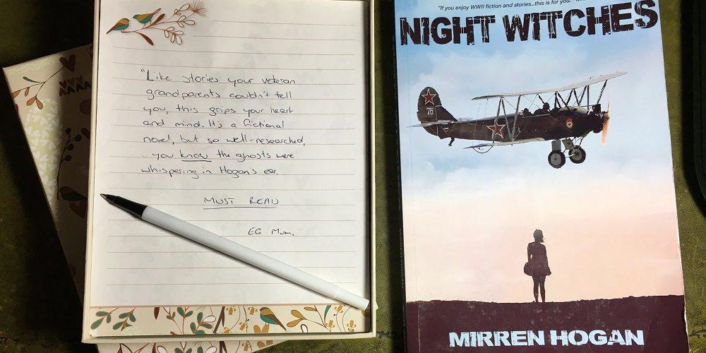 WWII Russian novel