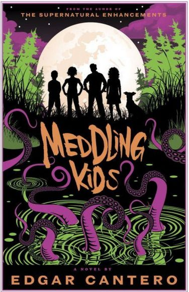 Book Review: 'Meddling Kids'