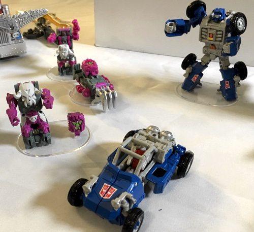 SDCC 2017 Transformers