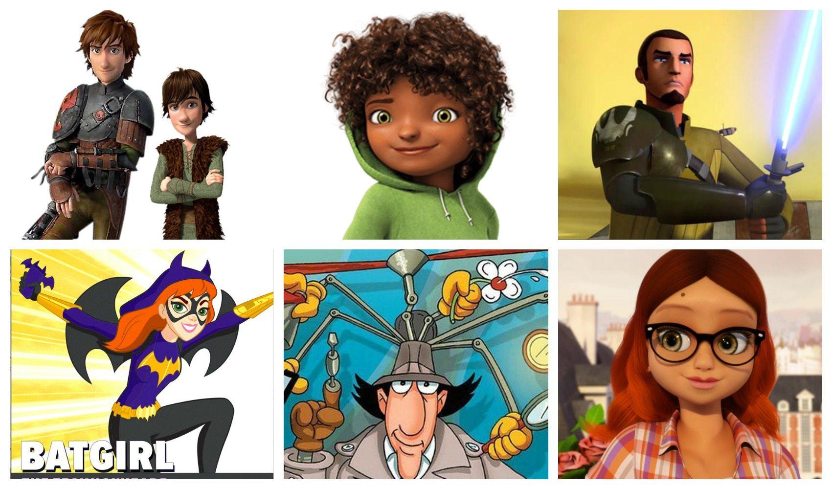 Need Smart Kind Characters