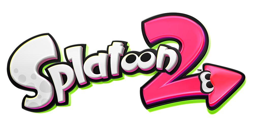 Switch Splatoon2 logo