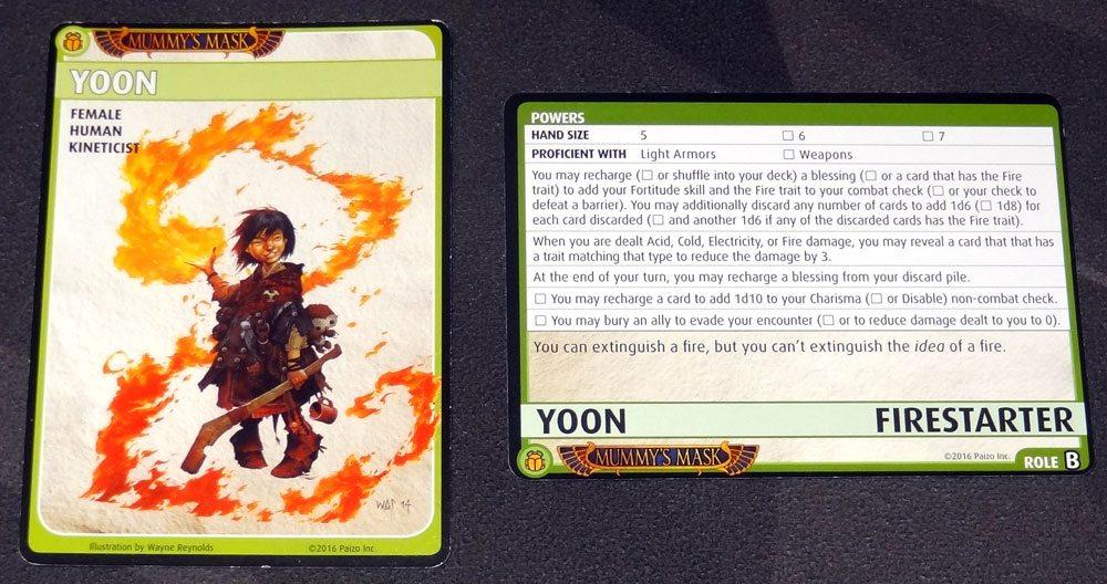 Yoon: Firestarter