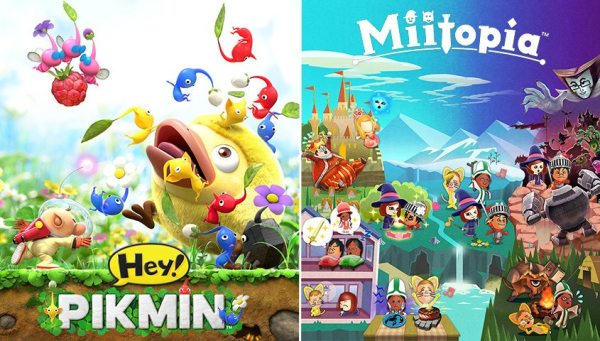 Pikmin Miitopia image from Nintendo