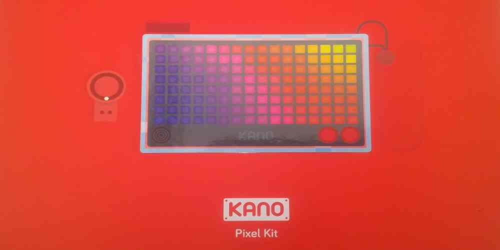 The Kano Pixel Box.