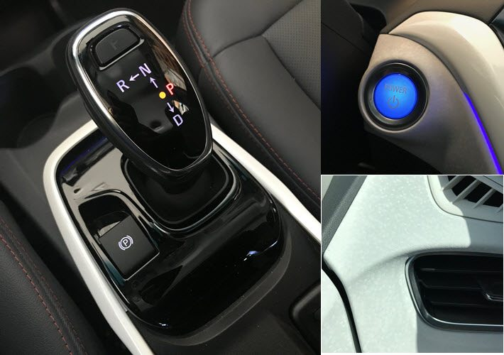 2017 Chevy Bolt Interior