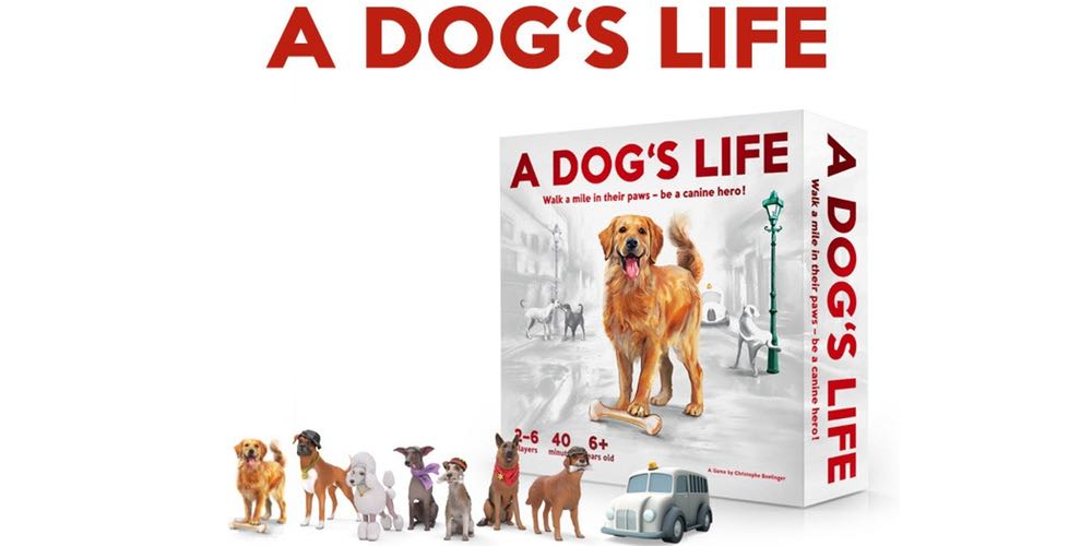 A Dog's Life Game