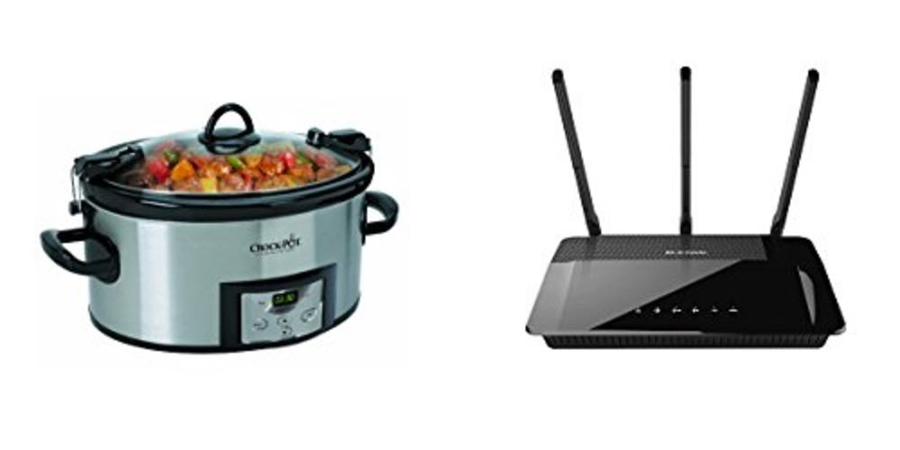 Geek Daily Deals crock-pot wireless router