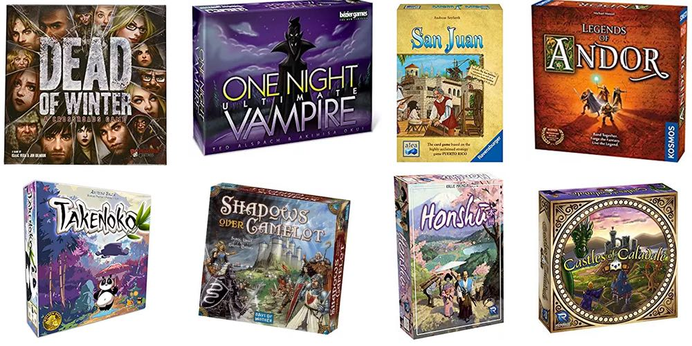 Geek Daily Deals Tabletop Games