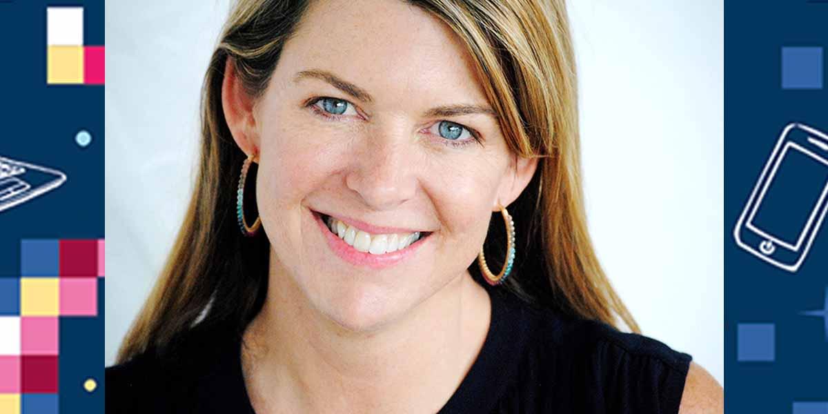 Author Tamara Ireland Stone \ Image: Disney Publishing Worldwide
