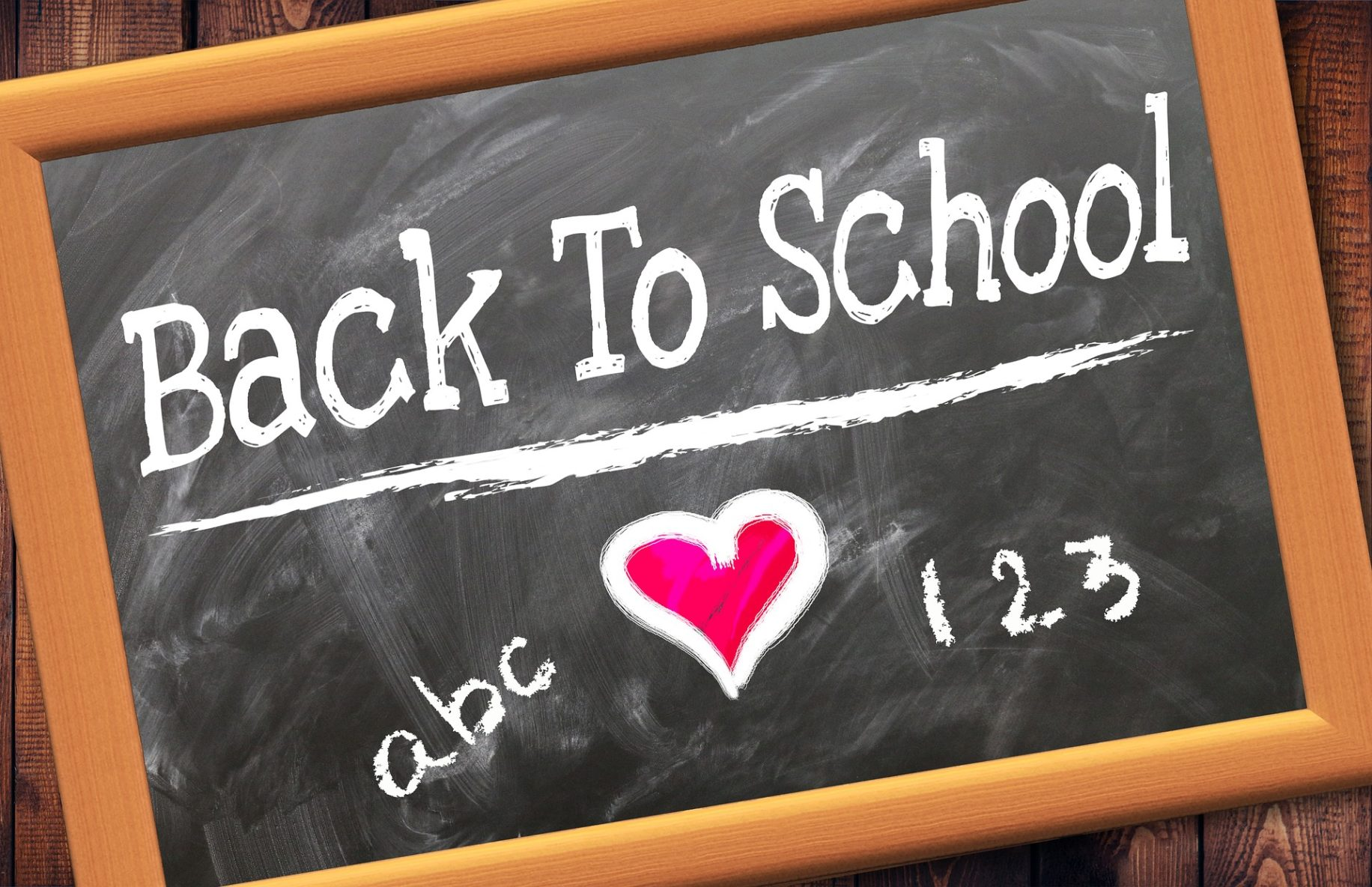Back to School \ Image: Creative Commons