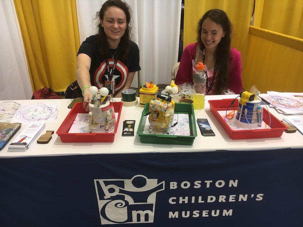 Boston Comic Con, Boston Childrens Museum