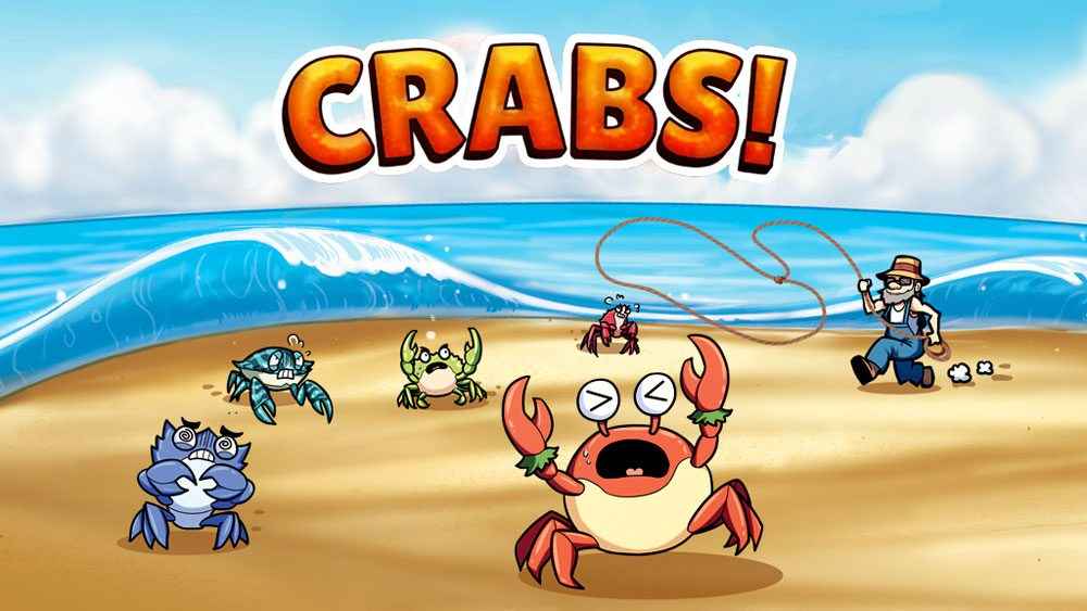 Crabs! card game