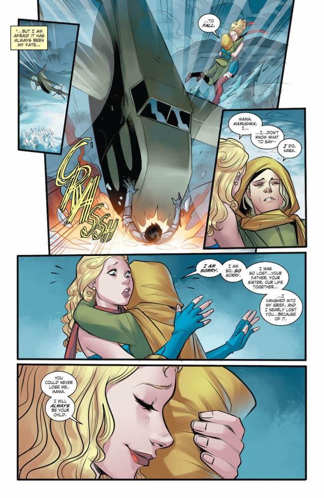 Kara, DC Bombshells