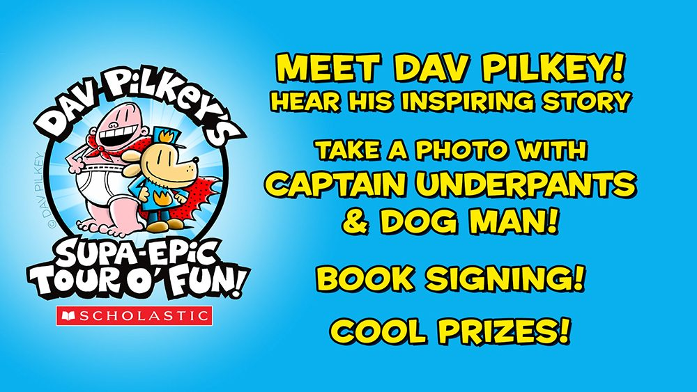 Dav Pilkey Tour Digital Asset
