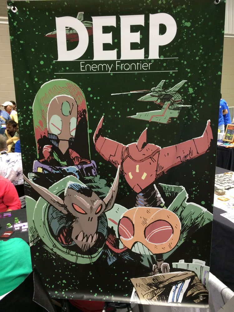 Deep banner