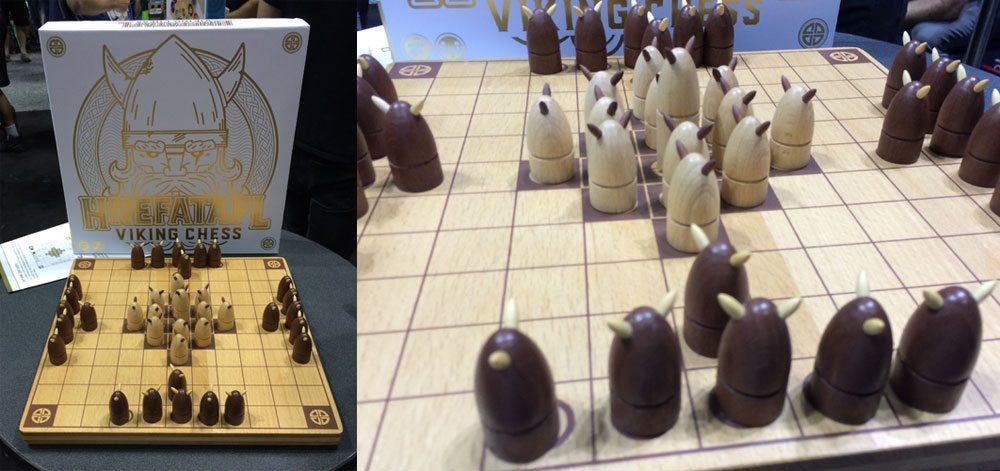 Viking Chess