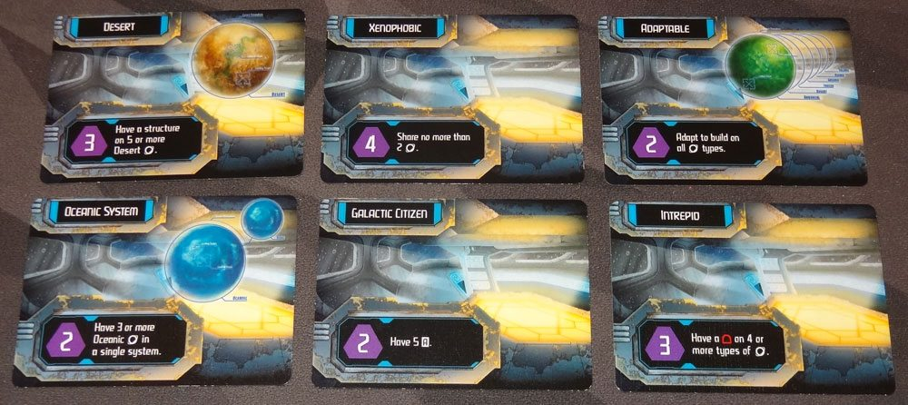 Horizons missions