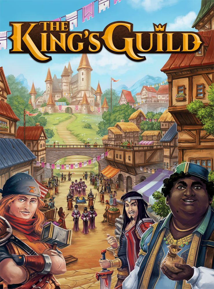 The King's Guild - cover