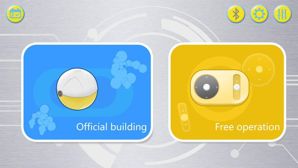 Mabot app screenshot