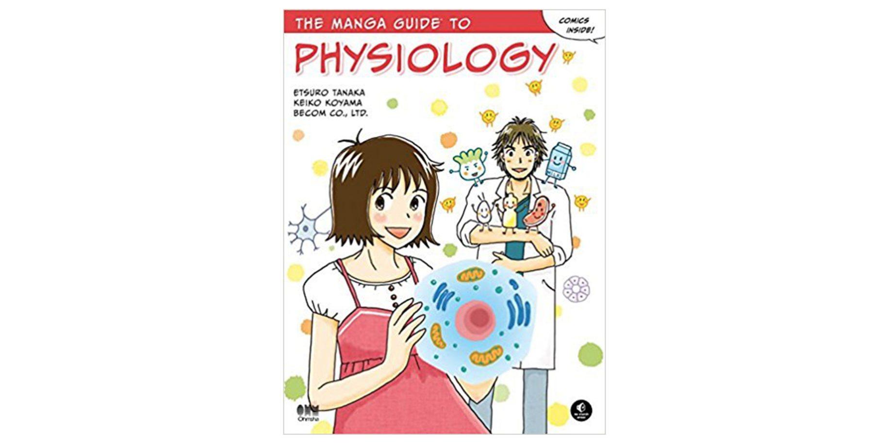 Manga Guides \ Image No Starch Press