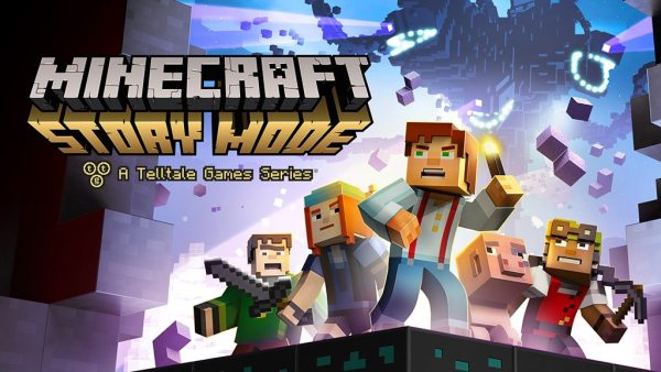 Minecraft Story Mode Logo