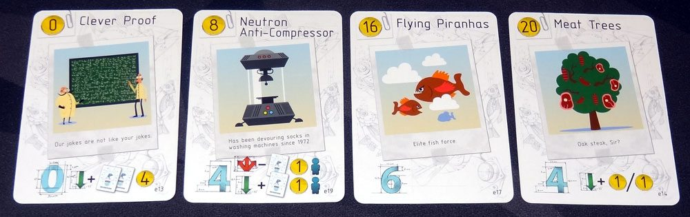 Nefarious: Becoming a Monster inventions