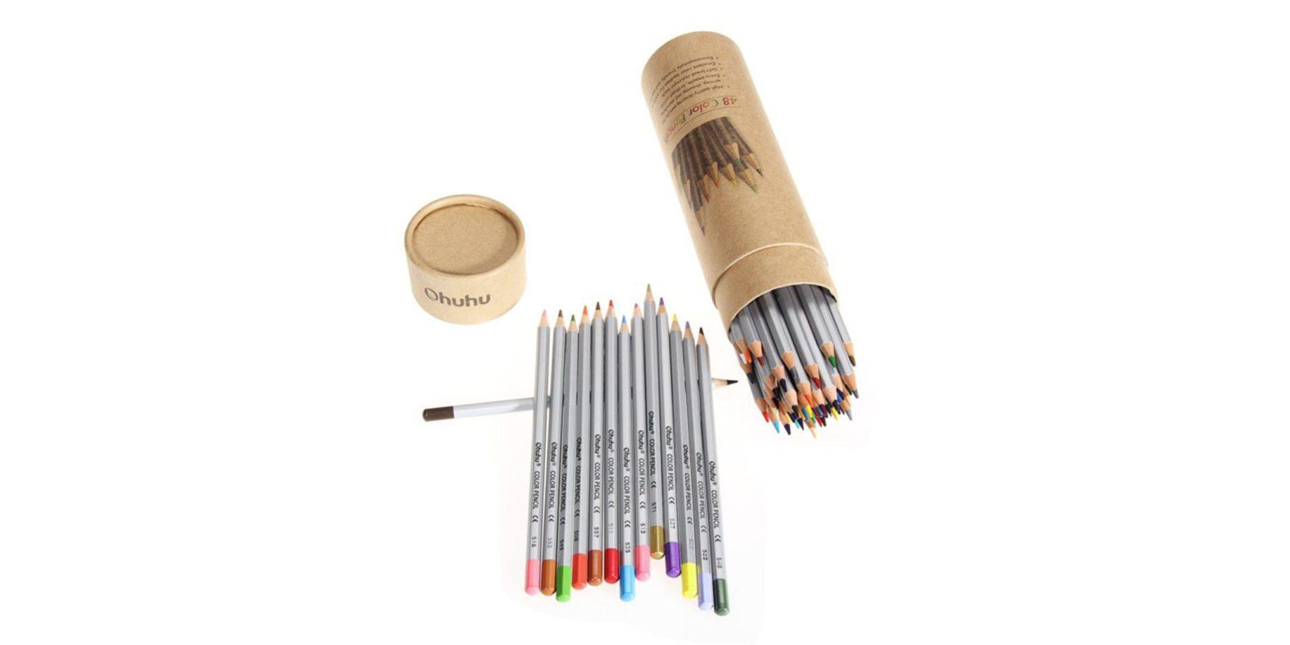 Ohuhu Colored Pencils \ Image: Ohuhu