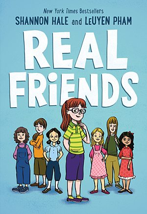 Real Friends, Image: First Second Books