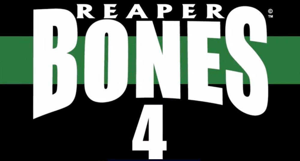 Reaper Bones 4 Logo