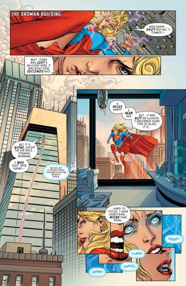 Supergirl #12 2017